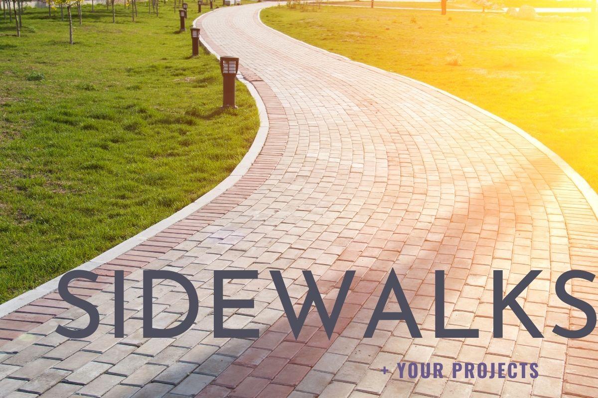 picture of sidewalk
